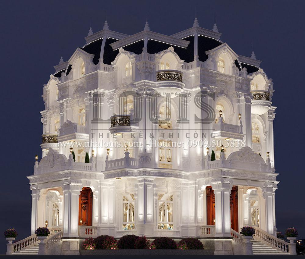 Thiết kế biệt thự tân cổ điển có nội thất siêu đẹp tại Đăk Lăk
